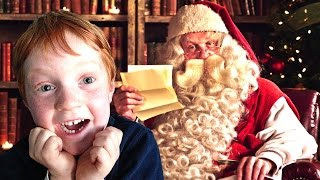 priceless reaction to santa s video message by 5 yr old pnp e27
