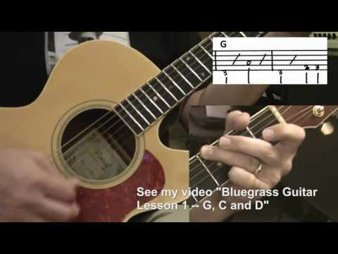 Dueling Banjos: How I play the Guitar Part