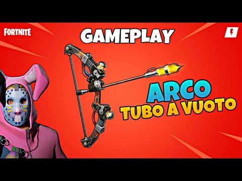 ARCO TUBO A VUOTO! (Gameplay) | Fortnite - Salva il Mondo