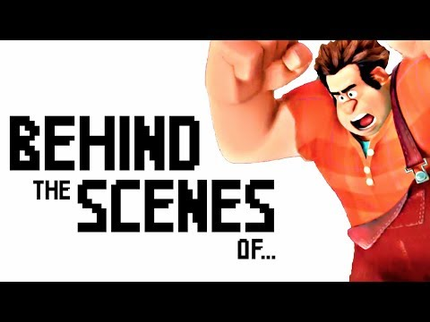 WRECK IT RALPH - 15 Game References and Easter Eggs