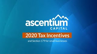 2020 Section 179 Tax Savings: Your business may deduct $1.04 million or more
