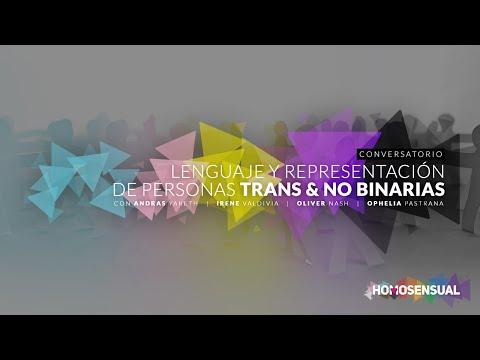 Lenguaje y representación de personas trans & no binarias