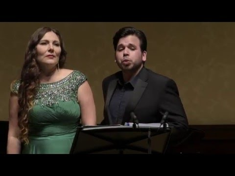 Ekaterina Siurina & Luis Gomes - GOUNOD, Va! je t'ai pardonné (Roméo et Juliette)