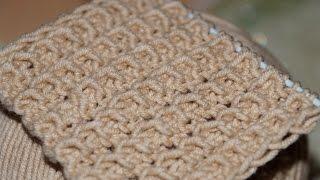 Вязание спицами для начинающих. Американская резинка  ///  Knitting for beginners. American gum