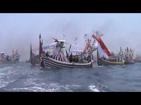 Pesona Indonesia Petik Laut Muncar Banyuwangi 2015