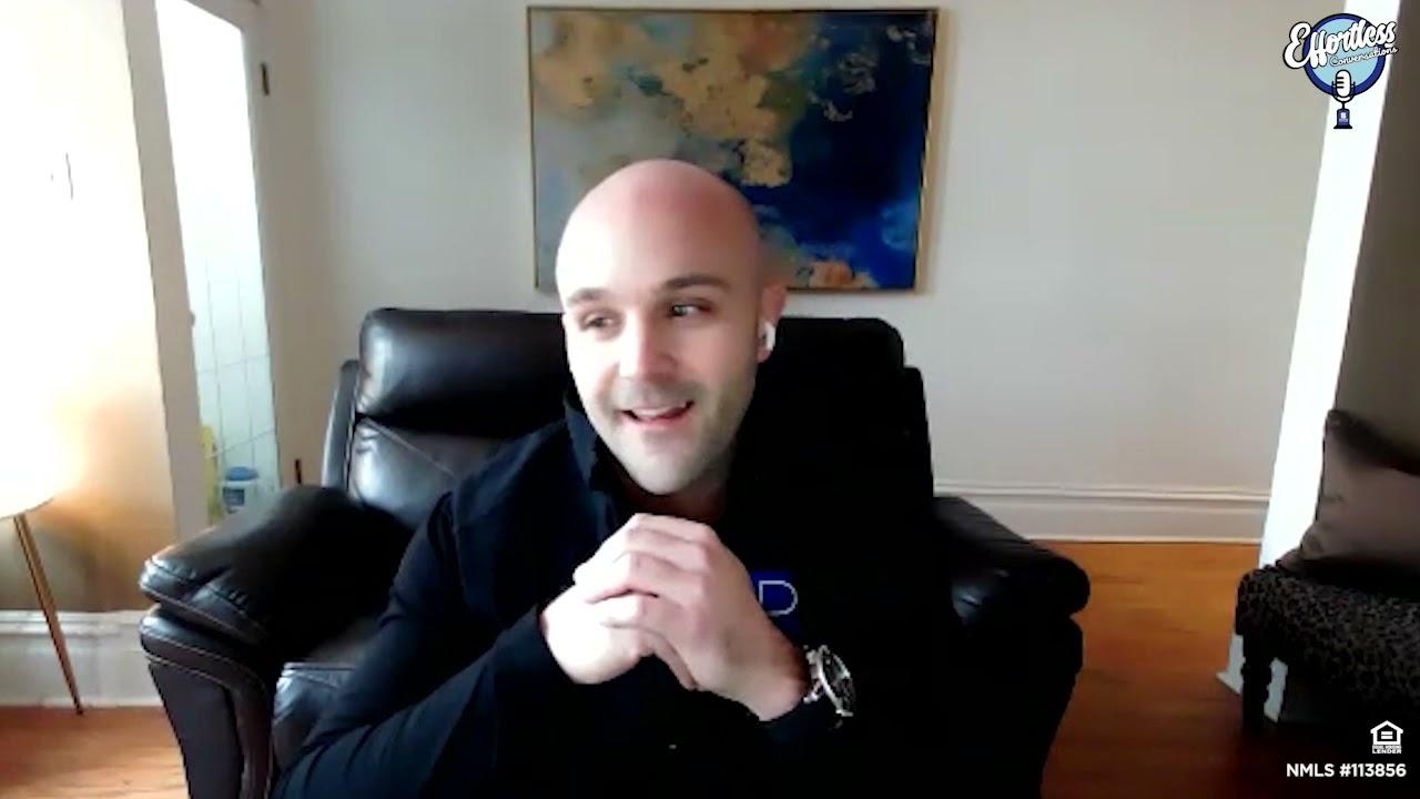 Effortless Conversations Podcast Featuring Josh Teti