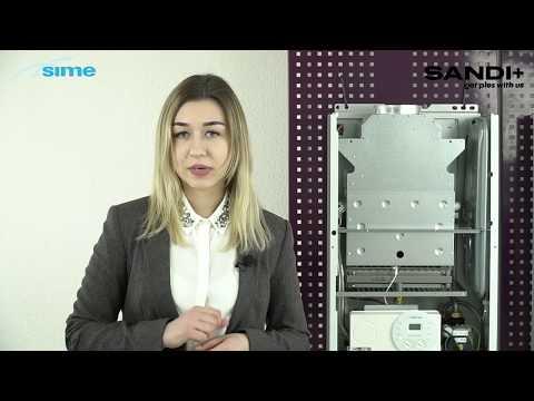Обзор Итальянских турбированных котлов SIME.  Европейское качество по доступной цене.