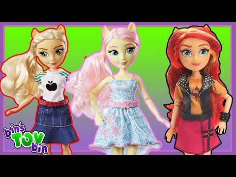 My Little Pony Equestria Girls Reboot Series