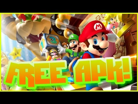 mario games free download for android phone
