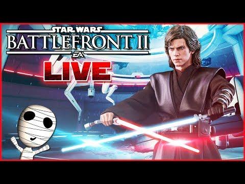 Star Wars Hype! Die News Bequatschen! 🔴 Star Wars Battlefront 2 // Ps4 Livestream