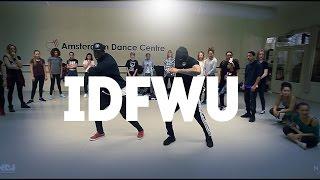 Alex Benton Choreography  BIG SEAN  IDFWU