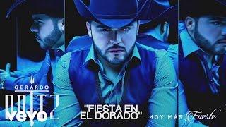 Gerardo Ortiz - Fiesta en el Dorado (Cover Audio)