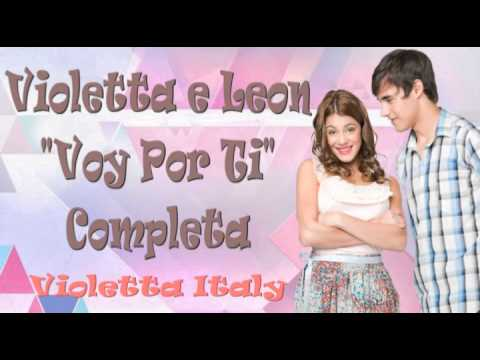Violetta e Leon