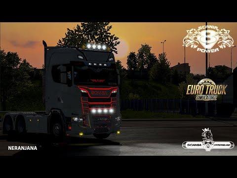 Next Gen Scania R & S Addon v3.0 ETS 2 [1.33]