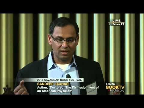 Sandeep Jauhar: Doctored [Full Keynote]