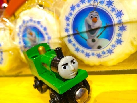 Thomas The Tank Engine SMUDGER Character Fridays Toy Train Review