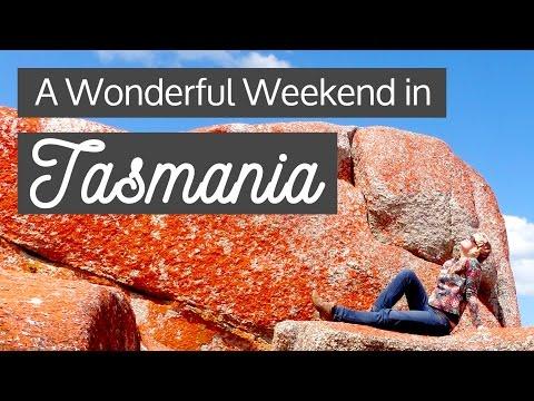 Tasmania in a Weekend | Australia Vlog
