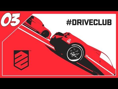 DRIVECLUB - Parte 3 - Criando um Clube e Primeiro Campeonato!!  [PS4 1080p]