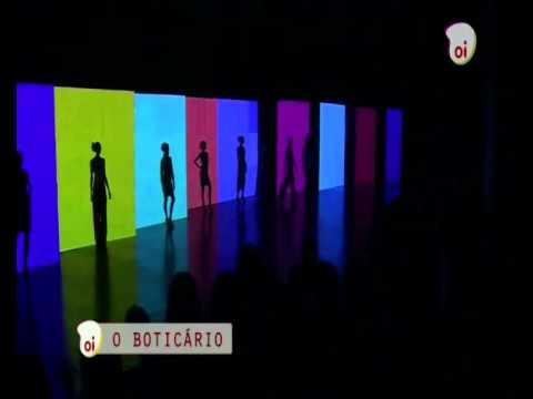 Tamiris Freitas - O Boticário - São Paulo Fashion Week Verão 2012