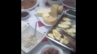 Canapés para fiestas D.F. Banquetes D.F., Brochetas. tapas. petit, dulces. salados.