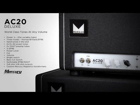 Morgan - AC20 Deluxe