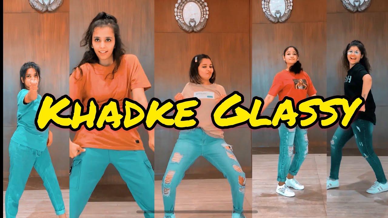 Yo Yo Honey Singh | Khadke Glassy | Dance choreography | Dancing Dreams Studio | @tanishk