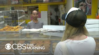 California community buys out donuts so shop owner can spend time with sick wife
