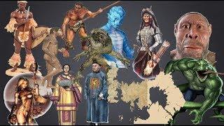 Расы и народы игры престолов