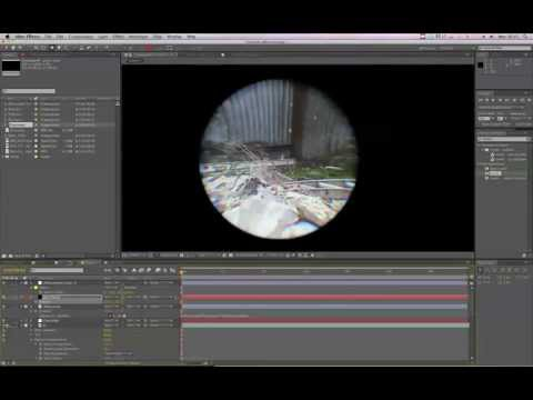 After Effects: Scope/Optics Tutorial - RGB Split/Chromatic Aberration
