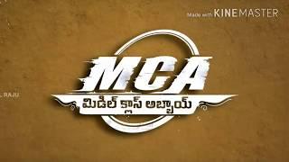 MCA  BGM ringtone   MiddleClassAbbayi