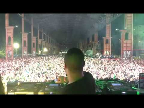 Joseph Capriati Kappa Festival 2017 Live
