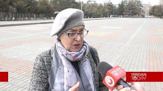 Զարմացած եմ, որ այսօրով վարչապետը հայտարարություն չի անում. Լարիսա Ալավերդյան