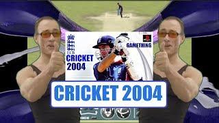 Cricket 2004 (PS2) - GameThing