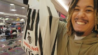 THE MOST EASIEST COP OF ALL TIME !!!  MALL VLOG PICKUPS !!!