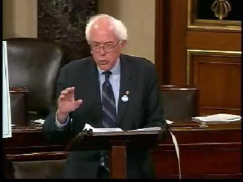 Inhofe-Sanders Debate American Energy Policy