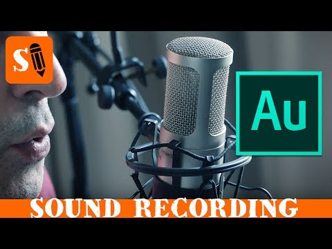 How to Record and Edit Audio in Adobe Audition