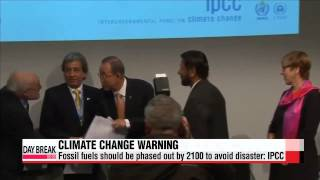 Fossil fuels should be phased out by 2100 to avoid catastrophe: IPCC   IPCC, &qu