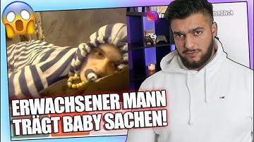 OMEGLE | Mann Trägt Baby Klamotten Autonepiophilie Und Lustige Menschen Chatroulette OmeTV VanishTV