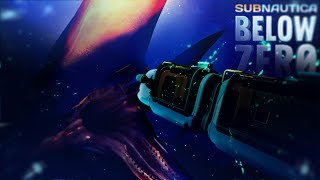 CAN WE DEFEAT THE ICE WORM LEVIATHAN!? - Subnautica Below Zero - Sea Truck & All Upgrades - Gameplay