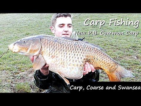 *** Carp Fishing *** On The Fendrod - New PB Common. Video 110
