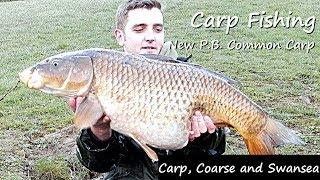 Carp Fishing On The Fendrod - New Pb Common. Carp, Coarse And Swansea (video Blog 110)