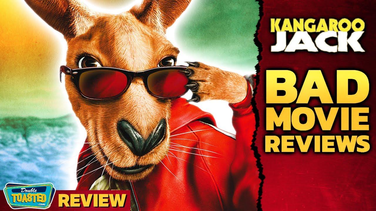 KANGAROO JACK BAD MOVIE REVIEW | Double Toasted