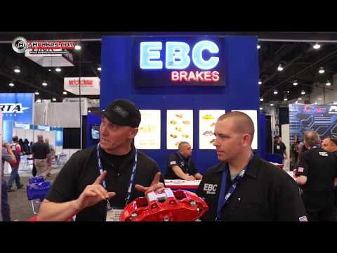EBC Brakes - Rotors - Pads - Brake Kits Reviewed 2019