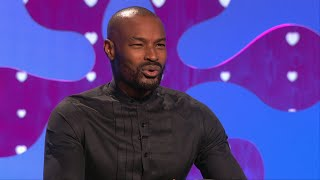Tyson Beckford Gets Spicy Answers to a Sweet Question - The Celebrity Dating Game