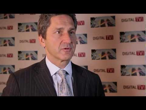 Speaker Interview with Mike Fries of Liberty Global at Cable Congress 2013 in London