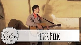 Peter Piek - 1st Song - Little Brown Couch