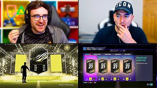 GUARANTEED INFORM SBC GUESS WHO!!! My Best Pack Of Fifa 21