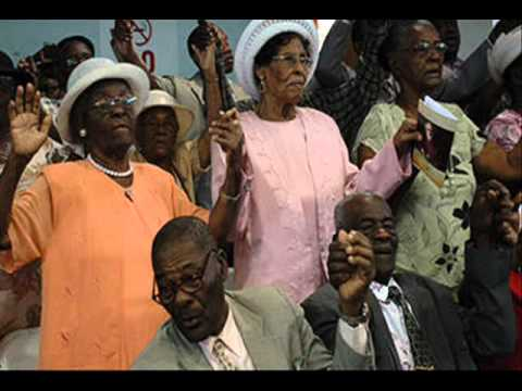 CARIBBEAN GOSPEL MIX .