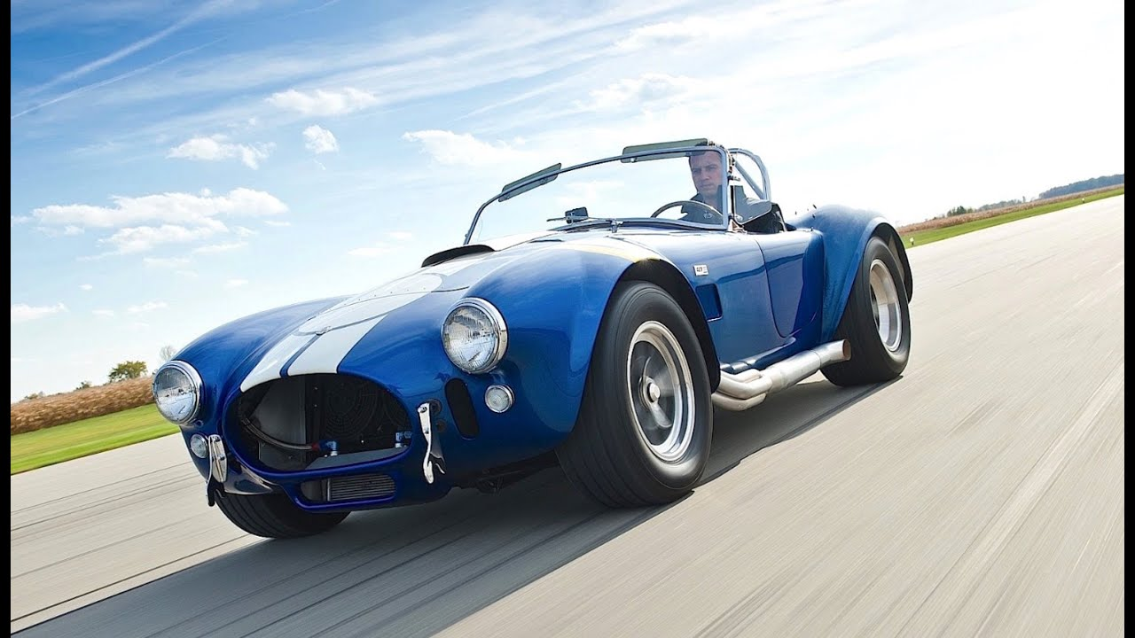 The Shelby Cobra You Take A Ride