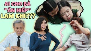 """Gia đình là số 1 P2: Cả gan giáo huấn LAM CHI, BÀ LIỄU liền bị ÔNG TÀI, THÁM HOA """"trả đũa"""" nặng tay?"""
